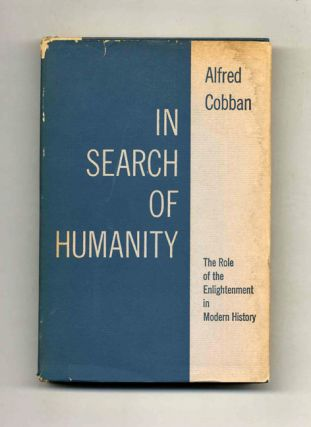 In Search of Humanity. Alfred Cobban