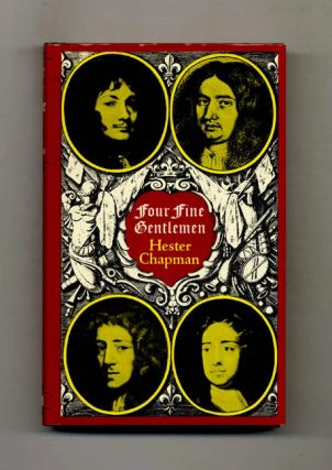 Four Fine Gentlemen - 1st US Edition/1st Printing