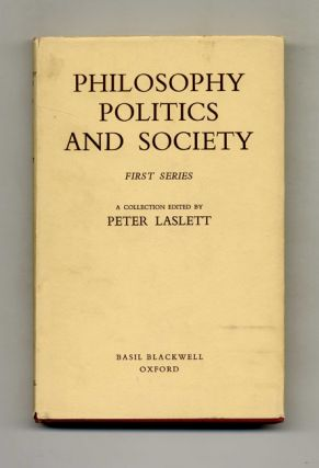 Philosophy, Politics and Society