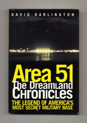 Area 51, The Dreamland Chronicles - 1st Edition/1st Printing