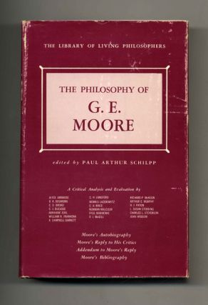 The Philosophy of G. E. Moore