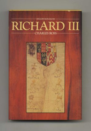 Richard III - 1st Edition/1st Printing
