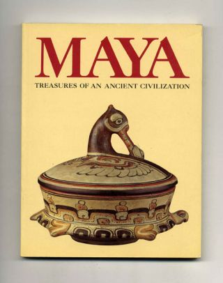 Maya: Treasures of an Ancient Civilization. Charles Gallenkamp, Regina Elise Johnson, General