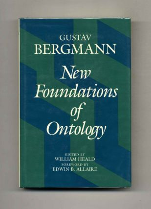 New Foundations of Ontology