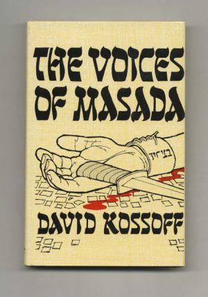 The Voices of Masada - 1st Edition/1st Printing