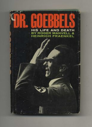 Dr. Goebbels: His Life and Death - 1st Edition/1st Printing