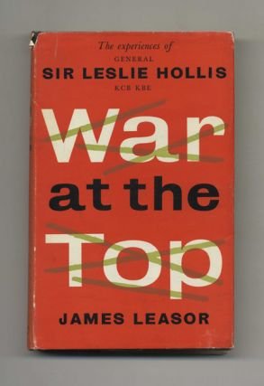 War at the Top - 1st Edition/1st Printing