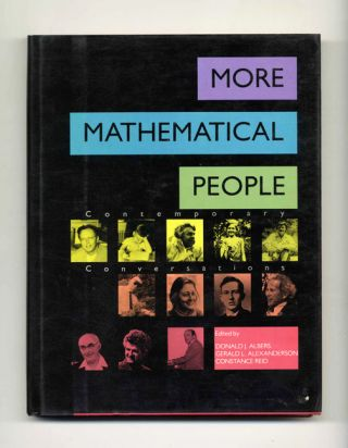 More Mathematical People: Contemporary Conversations - 1st Edition/1st Printing