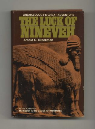 The Luck of Nineveh. Arnold C. Brackman