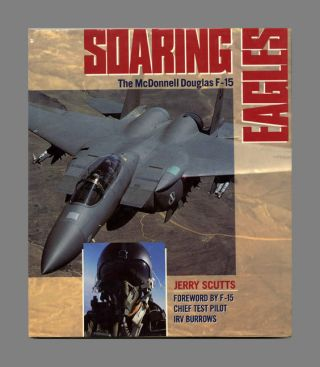 Soaring Eagles - 1st US Edition/1st Printing