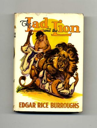 The Lad and the Lion - 1st Edition