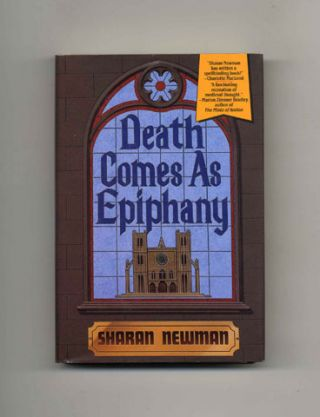Death Comes As Epiphany - 1st Edition/1st Printing. Sharan Newman