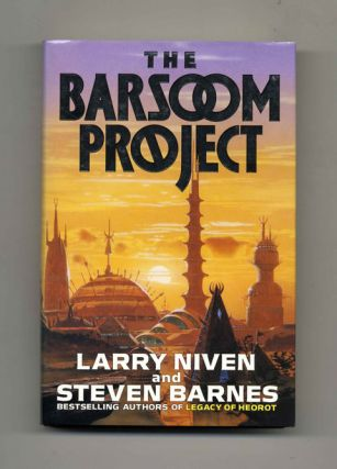 The Barsoom Project - 1st UK Edition/1st Printing