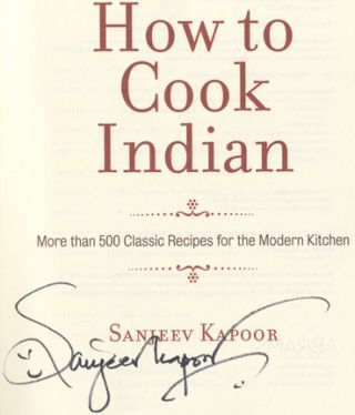 How to Cook Indian - 1st Edition/1st Printing