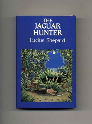 The Jaguar Hunter - 1st UK Edition/1st Printing