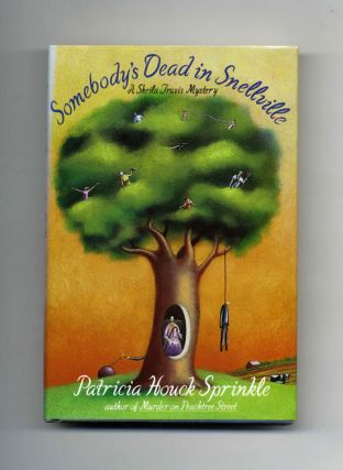 Somebody's Dead in Snellville - 1st Edition/1st Printing