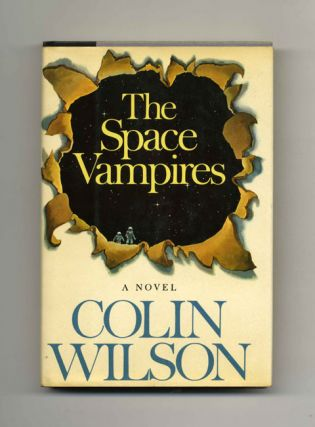 The Space Vampires - 1st Edition/1st Printing