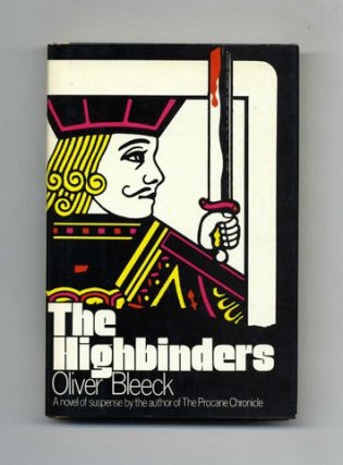 The Highbinders - 1st Edition/1st Printing