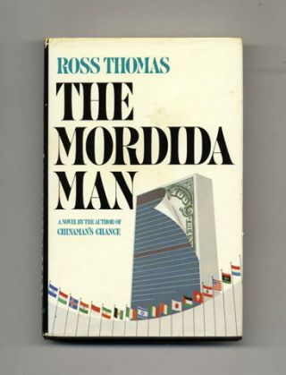 The Mordida Man - 1st Edition/1st Printing. Ross Thomas
