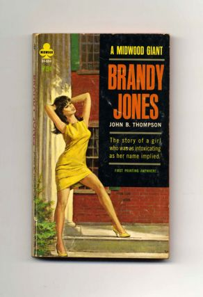 Brandy Jones - 1st Edition/1st Printing