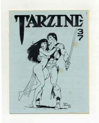 Tarzine: Number 37 - 1st Edition/1st Printing