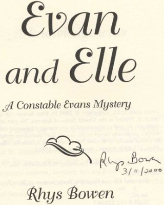 Evan and Elle - 1st Edition/1st Printing