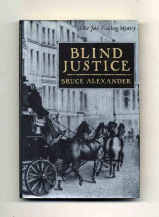 Blind Justice - 1st Edition/1st Printing