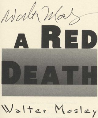A Red Death - 1st Edition/1st Printing