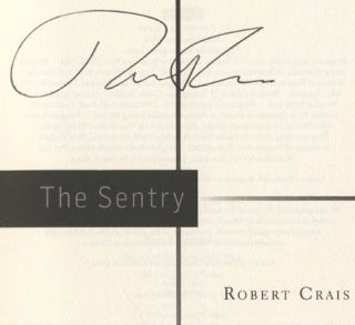 The Sentry - 1st Edition/1st Printing