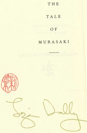 The Tale of Murasaki: A Novel - 1st Edition/1st Printing