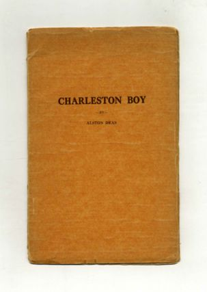 Charleston Boy - 1st Edition/1st Printing