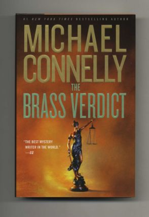 The Brass Verdict: A Novel - 1st Edition/1st Printing