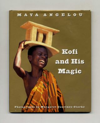 Kofi and His Magic - 1st Edition/1st Printing. Maya Angelou