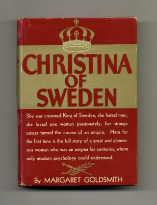 Christina of Sweden - 1st Edition/1st Printing