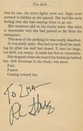 The Snowman - 1st Edition/1st Printing
