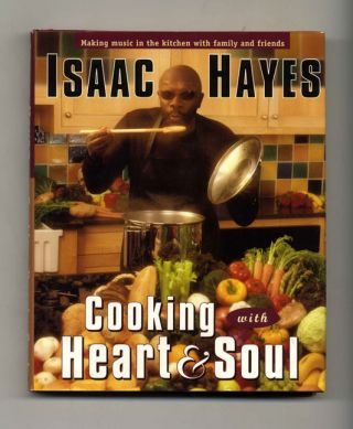 Cooking with Heart & Soul - 1st Edition/1st Printing