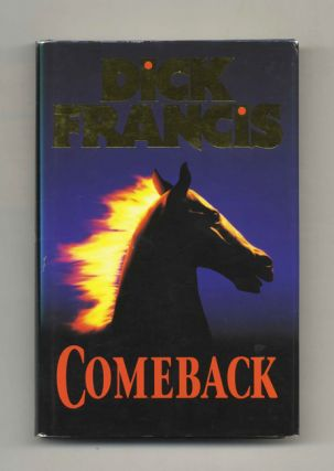 Comeback - 1st UK Edition/1st Printing