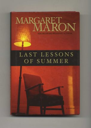 Last Lessons of Summer - 1st Edition/1st Printing