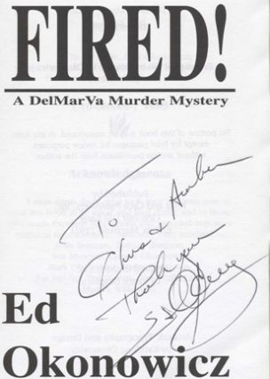 Fired! - 1st Edition/1st Printing