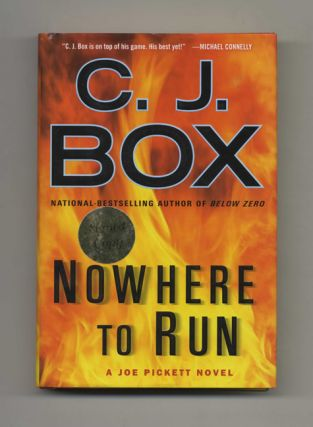 Nowhere to Run - 1st Edition/1st Printing