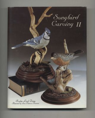 Songbird Carving II - 1st Edition/1st Printing