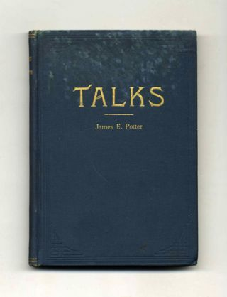 Talks. James E. Potter