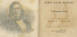 James Louis Petigru: A Biographical Sketch