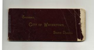 Glimpse of a Marvelous City: Watertown in 1889