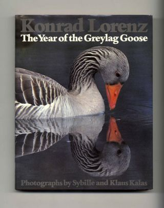 The Year of the Greylag Goose - 1st US Edition/2nd Printing