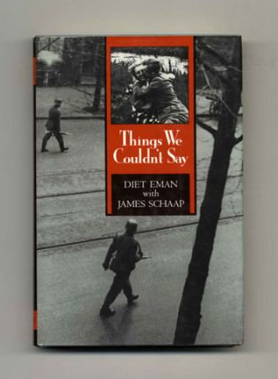 Things We Couldn't Say - 1st Edition/1st Printing