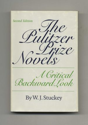 The Pulitzer Prize Novels: a Critical Backward Look