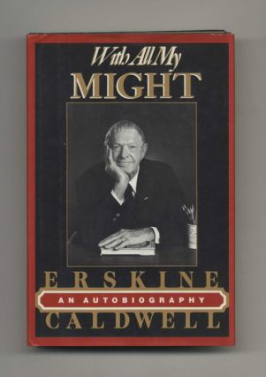 With all My Might: an Autobiography - 1st Edition/1st Printing
