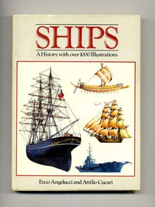 Ships - 1st Edition/1st Printing