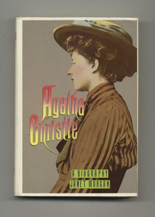 Agatha Christie: A Biography - 1st US Edition/1st Printing